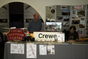 <h5>Crewe Heritage Centre Stand</h5><p>Enter your Description </p>