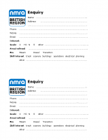 NMRA Enquiry with logo