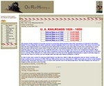 Old Rail History