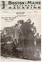 Boston and Main Railroad Magazine – 27 – 4