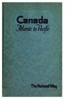 Canada – Atlantic to Pacific – The National Way