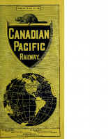 Canadian Pacific Railway – 1887
