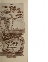 New York Central – The Thousand Island St Lawrence River Steamboat Companies