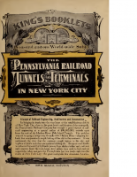 Pennsylvania Railroad – Tunnels and Terminals in New York City