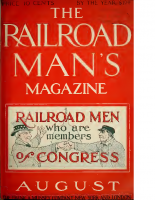 Railroad Mans Magazine – Aug 1910