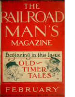 Railroad Mans Magazine – Feb 1910