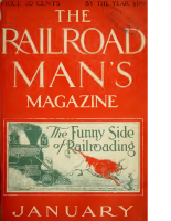 Railroad Mans Magazine – Jan 1911