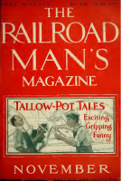 Railroad Mans Magazine – Nov 1910