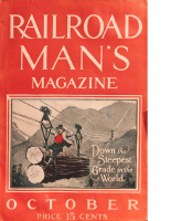Railroad Mans Magazine – Oct 1912