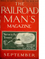 Railroad Mans Magazine – Sept 1910