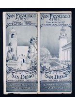 San Francisco 1915 – Panama – Pacific International Exposition – D&RGWP