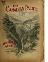 The Canadian pacific – The Highway to the Orient