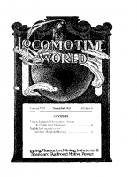 The Locomotive World 8 – Dec 1915