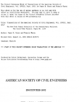 Transactions of the American So – James H. Brace