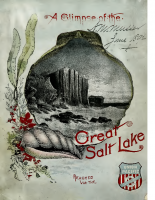 Union Pacific – A Glimpse of the Great Salt Lake