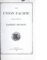 Union Pacific – Eastern Division