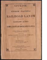 Union Pacific – Railroad Lands