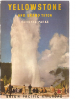 Yellowstone and Grand Teton Nat – Union Pacific Railroad Company