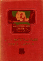 Zion National Park, Bryce Canyo – Union Pacific Railroad Company